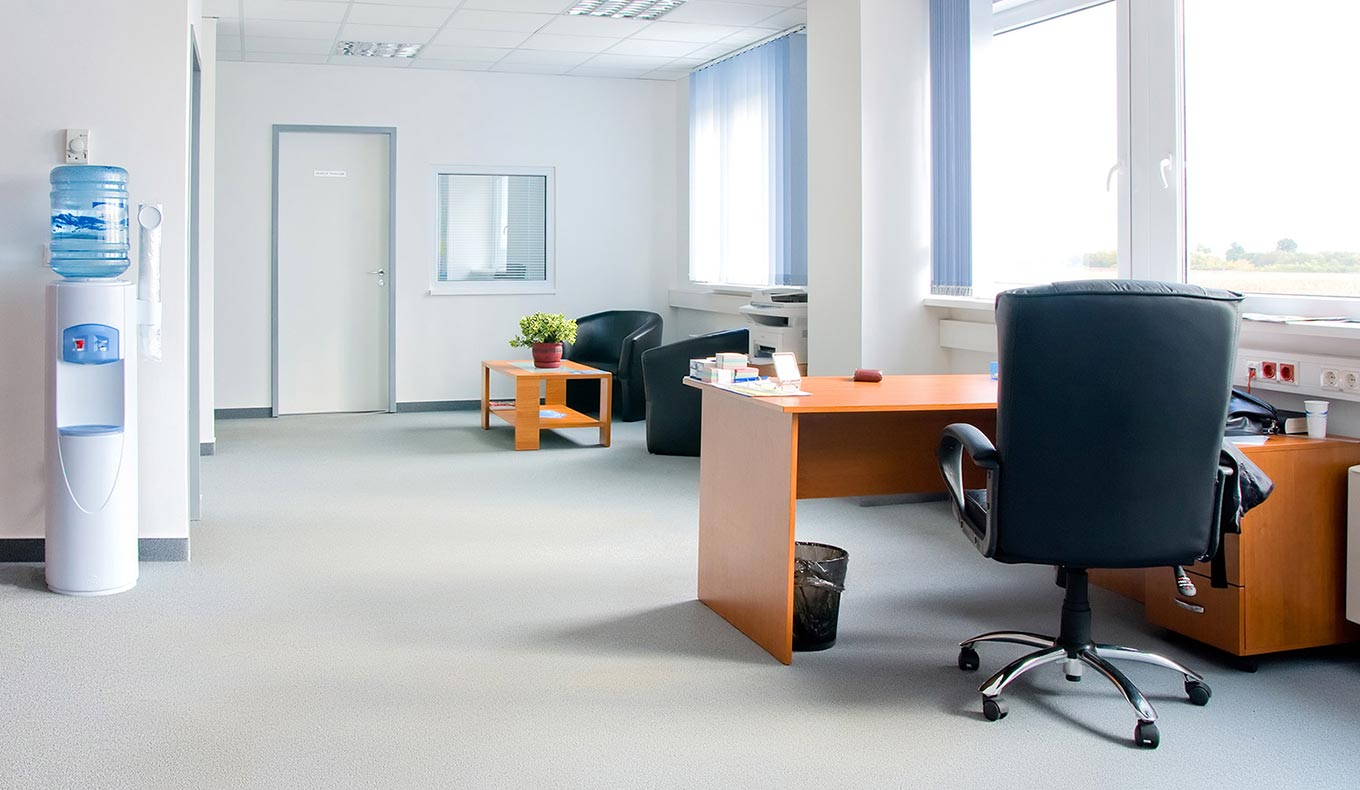 Office after cleaning services in Palatine